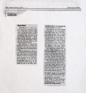 9-Wash Post 1997